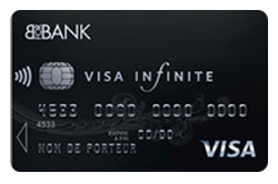 Visa Infinite Bforbank