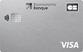 Boursorama Visa Classic Welcome