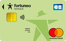 Mastercard Classic Fortuneo