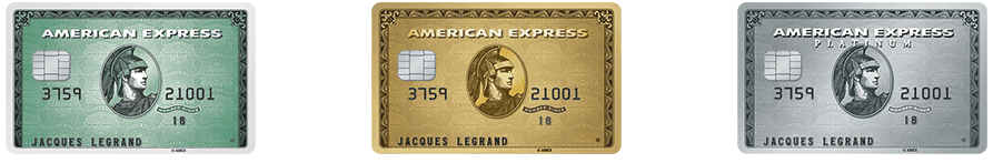 Cartes American Express Fortuneo Banque