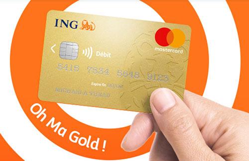 La Gold Mastercard D Ing Vaut Elle Son Pesant D Or